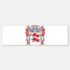 Clancy Coat of Arms - Family Crest Bumper Bumper Bumper Sticker