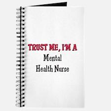 Trust Me I'm a Mental Health Nurse Journal