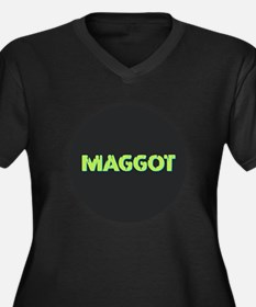 Maggot Plus Size T-Shirt