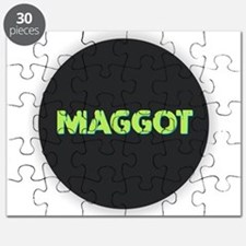 Maggot Puzzle