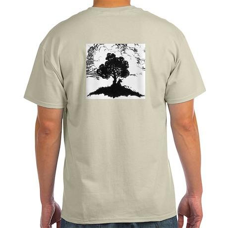 Ash Grey Ferdinand T-Shirt