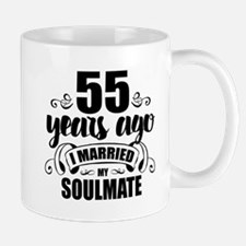 55th Anniversary Mug