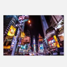 Cute New york times square Postcards (Package of 8)