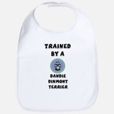 Trained by a Dinmont Bib