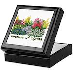 Promise of Spring Keepsake Box