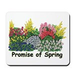 Promise of Spring Mousepad