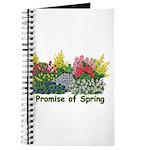 Promise of Spring Journal