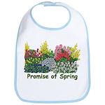 Promise of Spring Bib