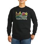 Promise of Spring Long Sleeve Dark T-Shirt