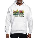 Promise of Spring Hooded Sweatshirt