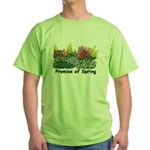 Promise of Spring Green T-Shirt