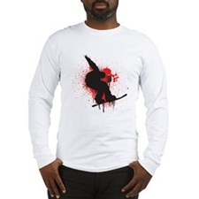 snowboard Long Sleeve T-Shirt