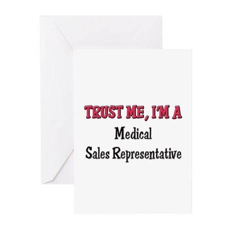Trust Me I'm a Medical Sales Representative Greeti