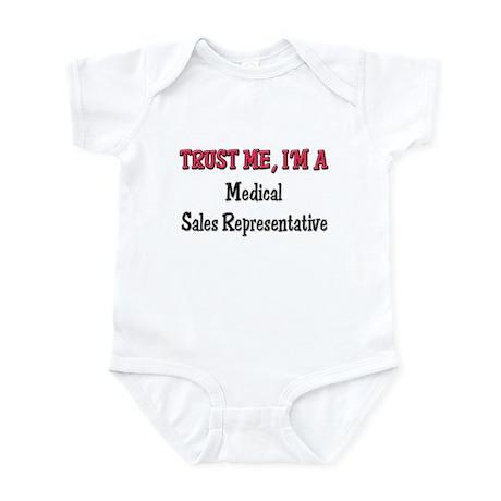 Trust Me I'm a Medical Sales Representative Infant