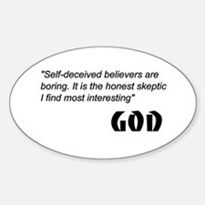 Religion belief Decal
