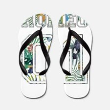 Romeo and juliet Flip Flops