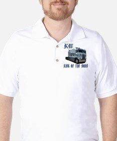 KW King Of The Road Golf Shirt