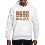 Heraldic Toast Hooded Sweatshirt