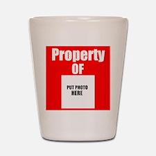 Property Of Shot Glass