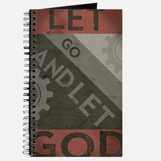 Let Go And Let God (Propaganda) Journal