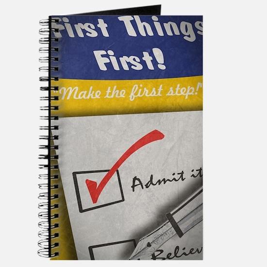 First Things First (Propaganda) Journal