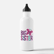 Butterfly Big Sister Water Bottle