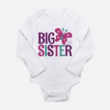 Butterfly Big Sister Body Suit