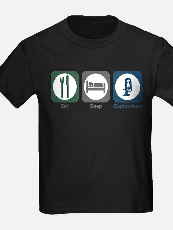 Kids Euphonium T Shirts Euphonium Shirts For Kids