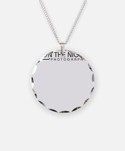 on the night photography Necklace