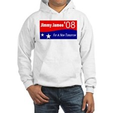 """Jimmy James for President """"For A New Tomorrow"""" Hoo"""