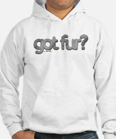 got fur? - Furry Fun - Gay Bear Pride - Sweatshirt
