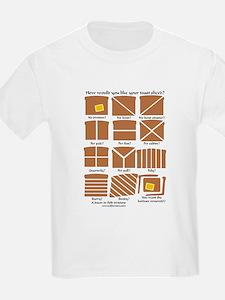 Heraldic Toast T-Shirt