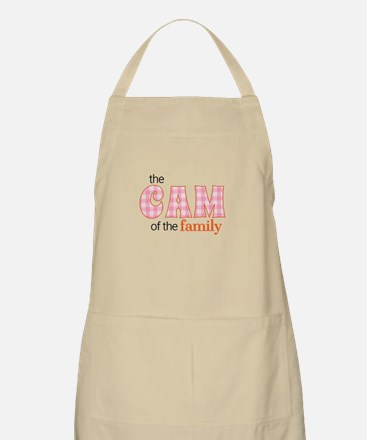 The Cam of the Family - MF T-shirt - Modern Apron
