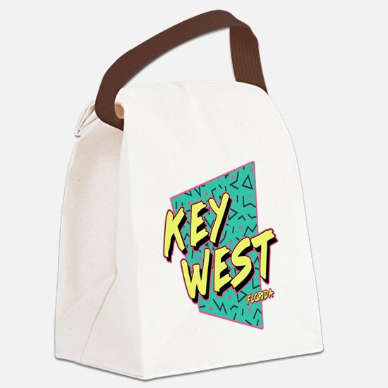 Funny Key west conchs Canvas Lunch Bag