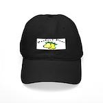 Perfect Pear Black Cap
