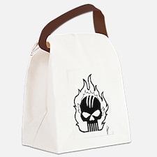 Cute Wolverine Canvas Lunch Bag