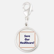 Save our healthcare Charms