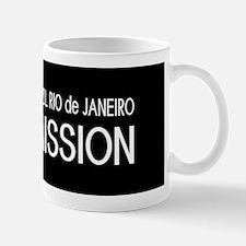 Brazil, Rio de Janeiro Mission (Flag) Mug