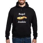 Bagel Junkie Hoodie (dark)