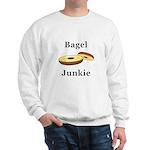 Bagel Junkie Sweatshirt