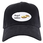 Bagel Addict Black Cap