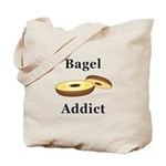 Bagel Addict Tote Bag