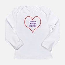 Future Nasty Woman Long Sleeve T-Shirt