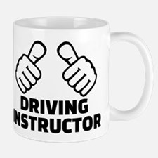 Driving instructor Mugs