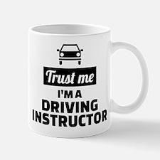 Trust me I'm a driving instructor Mugs