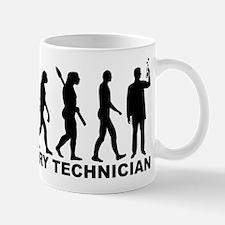 Evolution laboratory technician Mugs