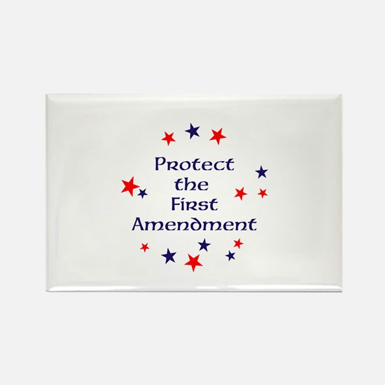 Protect the First Amendment Magnets