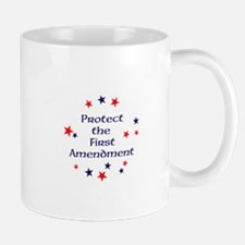 Protect the First Amendment Mugs
