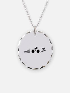 Triathlon Icons Necklace