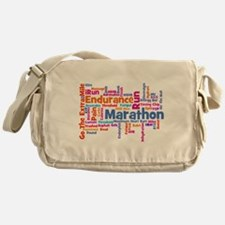 Marathon Womens.png Messenger Bag